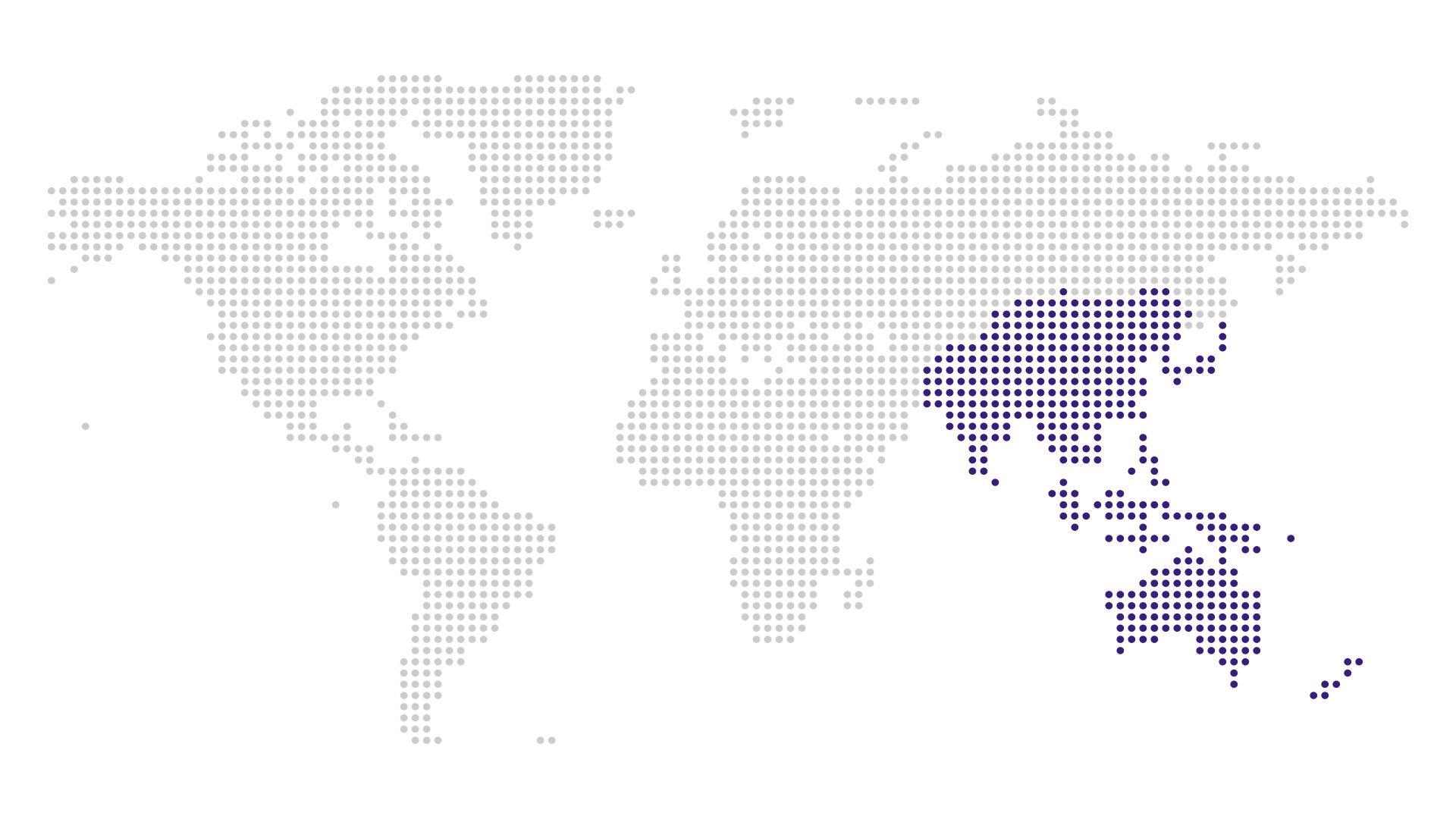 EMEA Region on Map